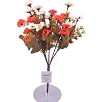 7 Dallı 33 cm Papatya Yapay Çiçek