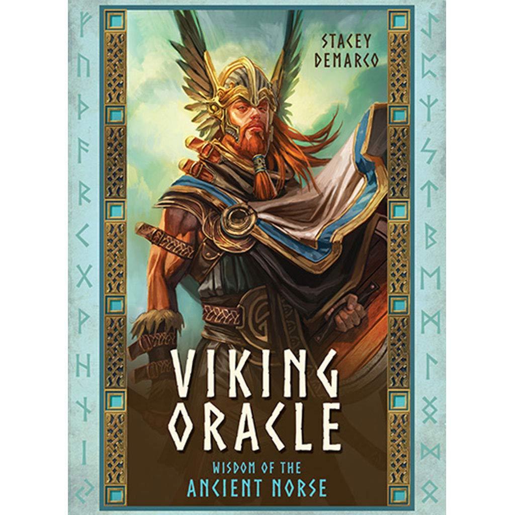Anya Nana Viking Oracle New in Box Deck and Book Set Cards Collectible