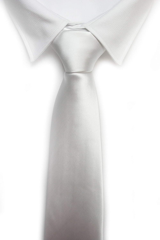 Corbata blanco roto: Amazon.es: Ropa y accesorios