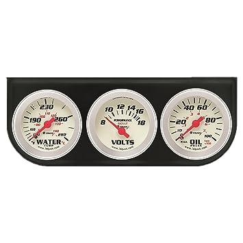 Amazon equus 8200 triple gauge kit automotive equus 8200 triple gauge kit publicscrutiny Choice Image
