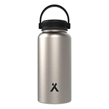 d23cfefa46 BEAR GRYLLS Triple Wall Vacuum Insulated Water Bottle (32 ounce Stainless  Steel): Amazon.ca: Sports & Outdoors