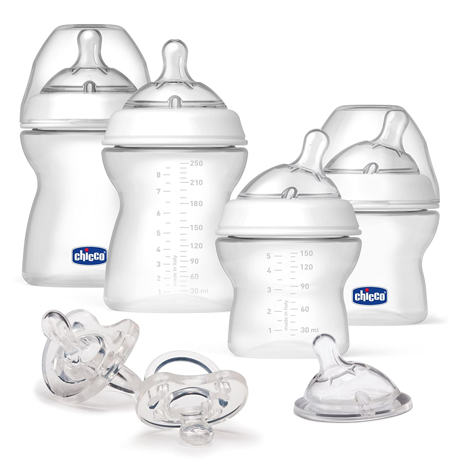 Amazon.com: Chicco naturalfit Baby s First Set de regalo: Baby