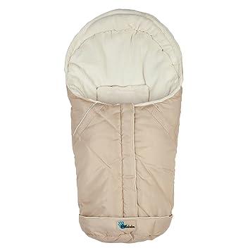 Baby Fußsack Winter gefüttert Altabebe AL2003 Autositz Decke Babyschale warm