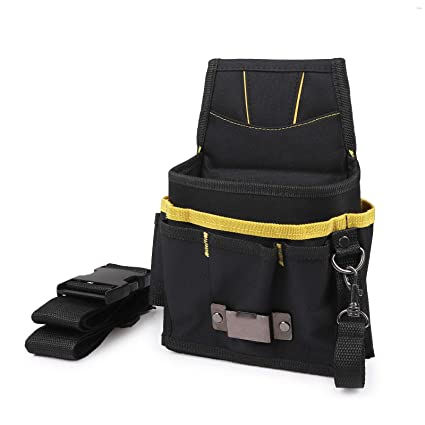 Ehdis® Automotive abrigo de la película del vinilo herramienta de instalación bolsa para uso Gadget correa de cintura del filtro impermeable de Oxford ...