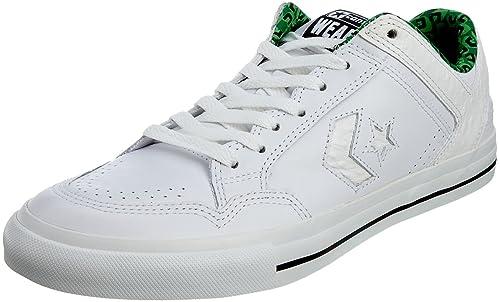 8590f39821ceb7 Converse - WEAPON S OX - Color  White - Size  11.5US  Amazon.ca ...