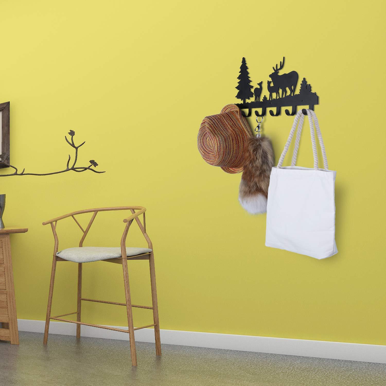 Amazon.com: CoolPlus - Ganchos para colgar en la pared ...