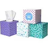 Who Gives A Crap Sustainably Sourced 100% Bamboo 3-Ply Facial Tissue (12 Boxes)