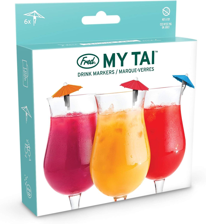 Fred Parapluies pour cocktails Mai Tai