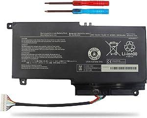 Vinpera PA5107U-1BRS Laptop Battery for Toshiba Satellite L45 L45D L50 S55 S55T L55 P50 P50t-B S55-A5176 S55-A5188 P55-A5312 P55T-A5118 P55T-A5202 S55-A5295 S55-A5279 P55-A5200