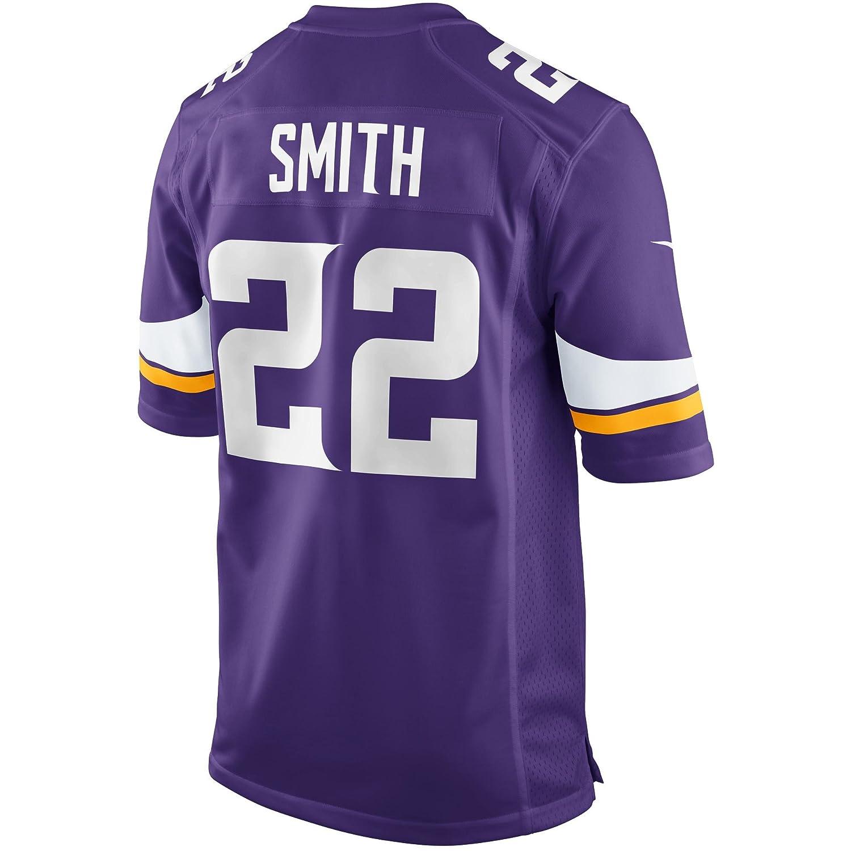 3cebaccfb82 Amazon.com  Nike Harrison Smith Minnesota Vikings Purple Game Jersey -  Men s 2XL (XXL)  Clothing