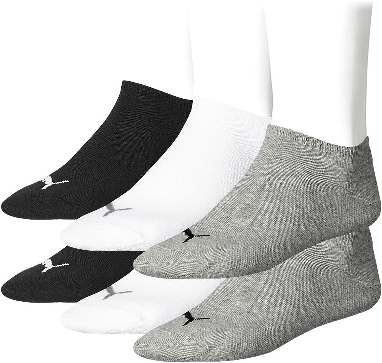 PUMA Sneaker Invisible Socks (3 Pairs
