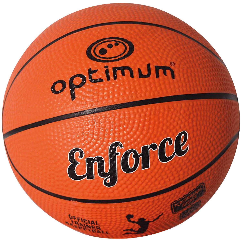 Orange Mini OPTIMUM Jungen durchzusetzen Basketball