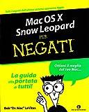 Mac OS X Snow Leopard per negati
