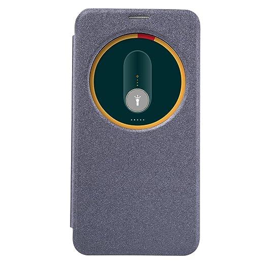66 opinioni per Kepuch Alta qualità Custodia in pelle Sparkle Shield Custodia Case smart Cover