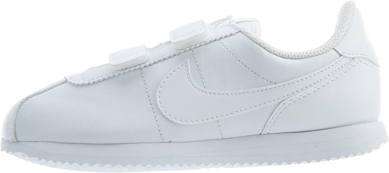 tengo hambre excursionismo Hostal  Amazon.com | Nike Cortez Basic Sl (Ps) White Boys/Girls Style: 904767-100  Size: 3 | Sneakers
