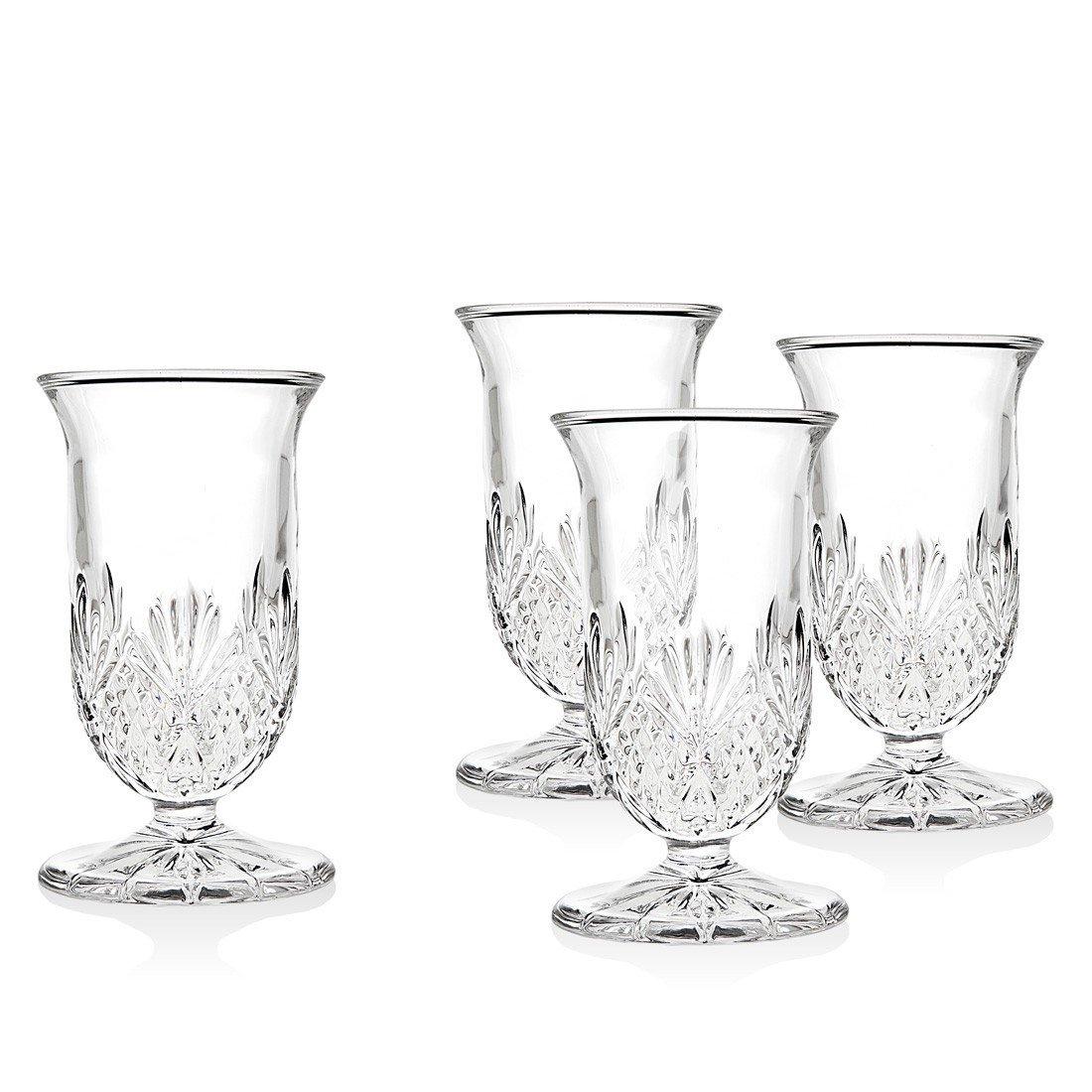dublin 4 oz whiskey glasses set of 4 by Godinger (Image #1)