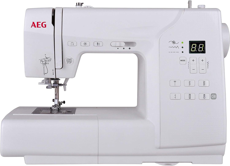 AEG 63Z máquina de coser electrónica: Amazon.es: Hogar