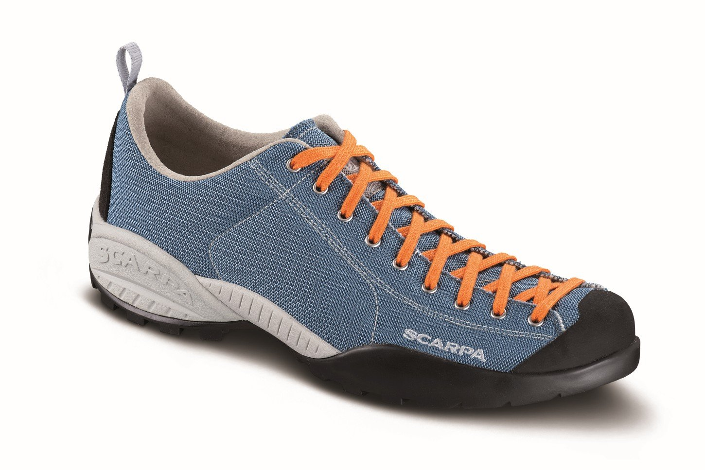 Scarpa Schuhe Mojito Fresh  7 UK / 41 EUR|ocean/orange pop