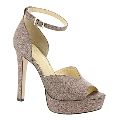 7234e8ad55d Jessica Simpson Women s Briya Multi Micro Flash 6.5 ...