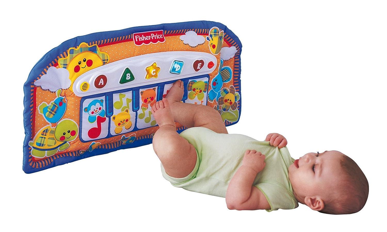 Fisher Price G Piano Pataditas Combi Juego Mattel