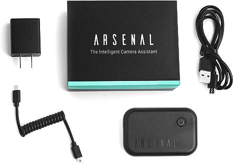Arsenal - Asistente para cámara: Amazon.es: Electrónica