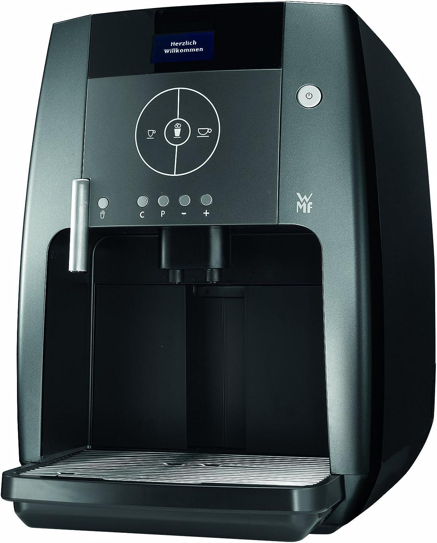 WMF Touch - Cafetera automática con pantalla táctil, color titanio ...