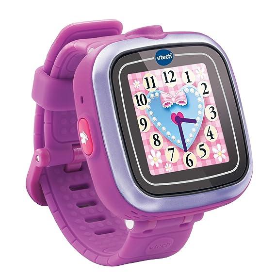 Amazon.com: VTech Kidizoom Smartwatch - Vivid Violet ...