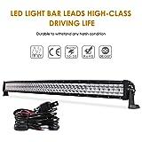 71%2BlZk-q17L._AC_UL160_SR160,160_  W Led Light Bar Wiring Harness For on
