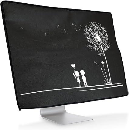 iMac PRO 27 Copertura Antipolvere Protezione Monitor per Schermo PC Custodia Protettiva kwmobile Cover Compatibile con Apple iMac 27