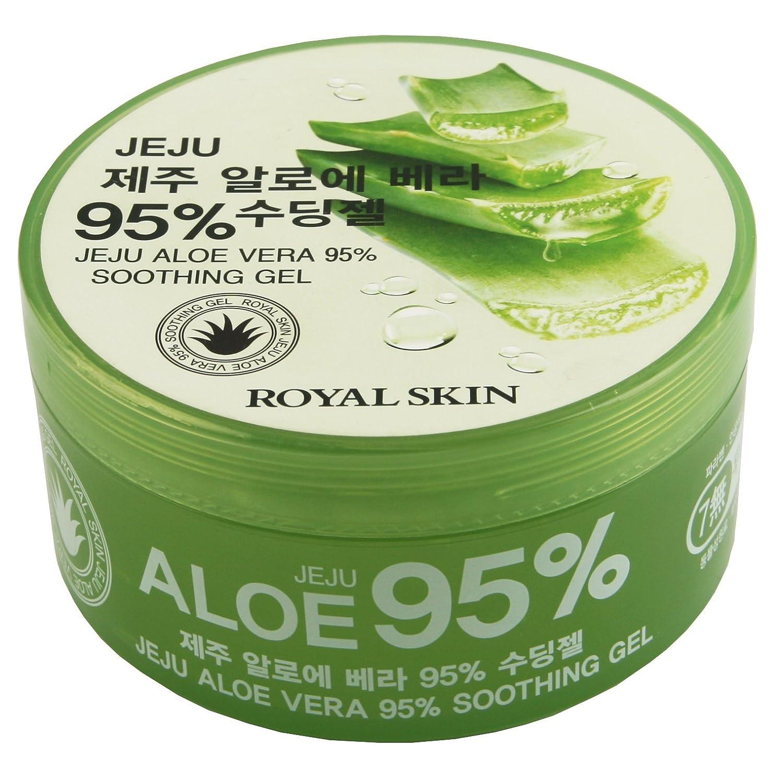 Jeju Fresh Aloe Soothing Gel Vera 95 1pc Daftar Harga Terbaru K Beauty Shooting Nature Amazoncom Royal Skin 300ml