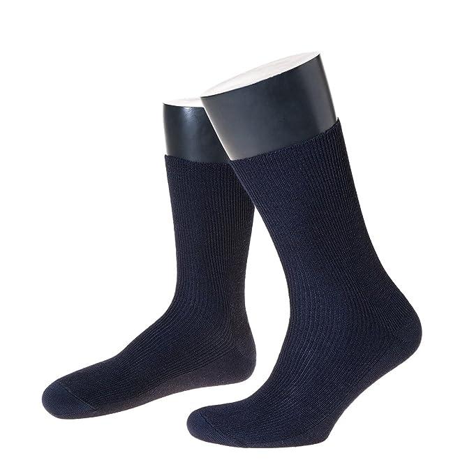 NORDPOL-Strümpfe Polo Norte Salud calcetín, Señor calcetín de sin ...