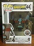 Funko - Figurine Borderlands - Clap Trap Black Friday Exclu Pop 10cm - 0849803074777