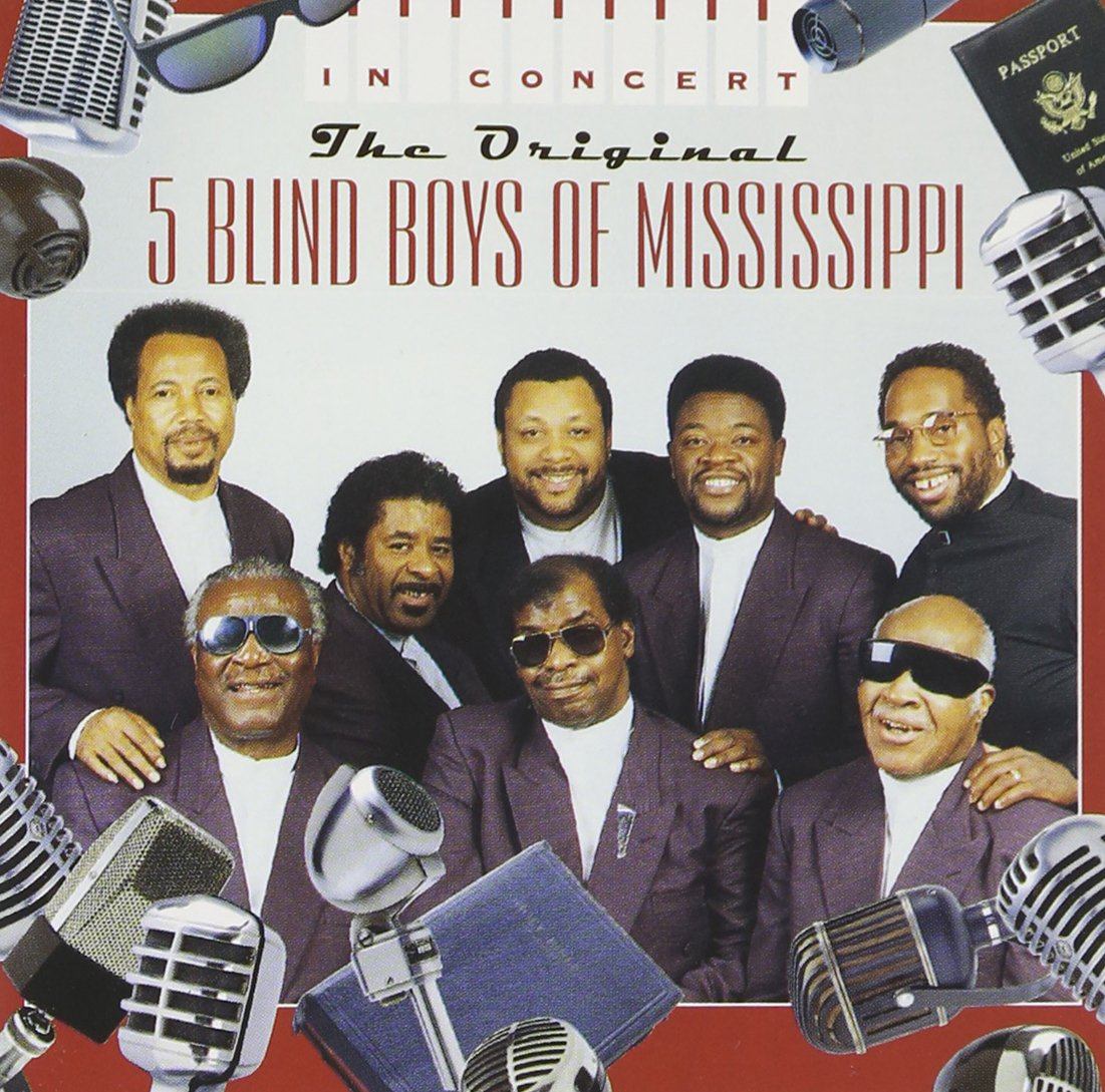 The Original Five Blind Boys of Mississippi: In Concert by Munich