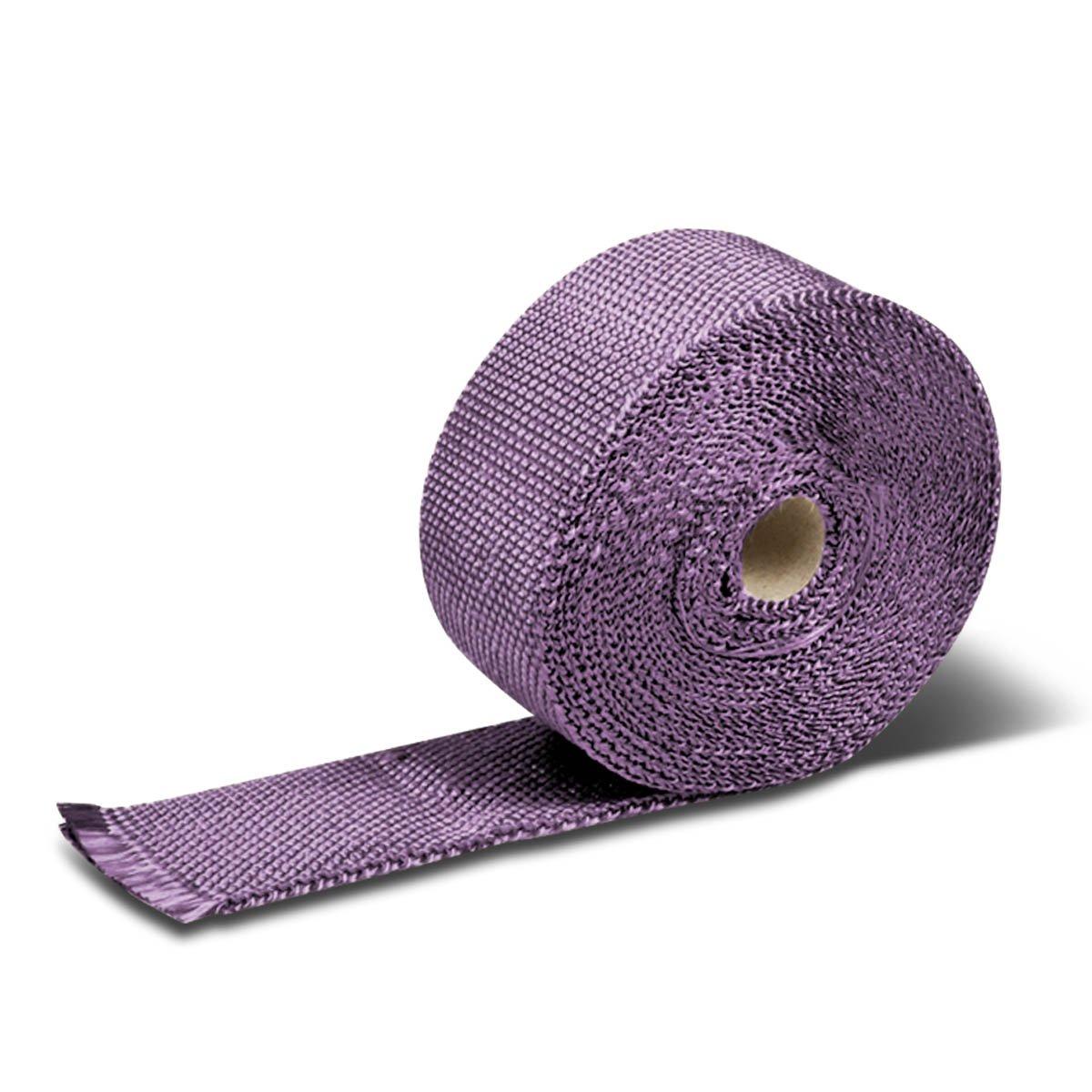 Purple 15-Feet Exhaust Header//Catback//Turbo Manifold//Downpipe Heat Wrap