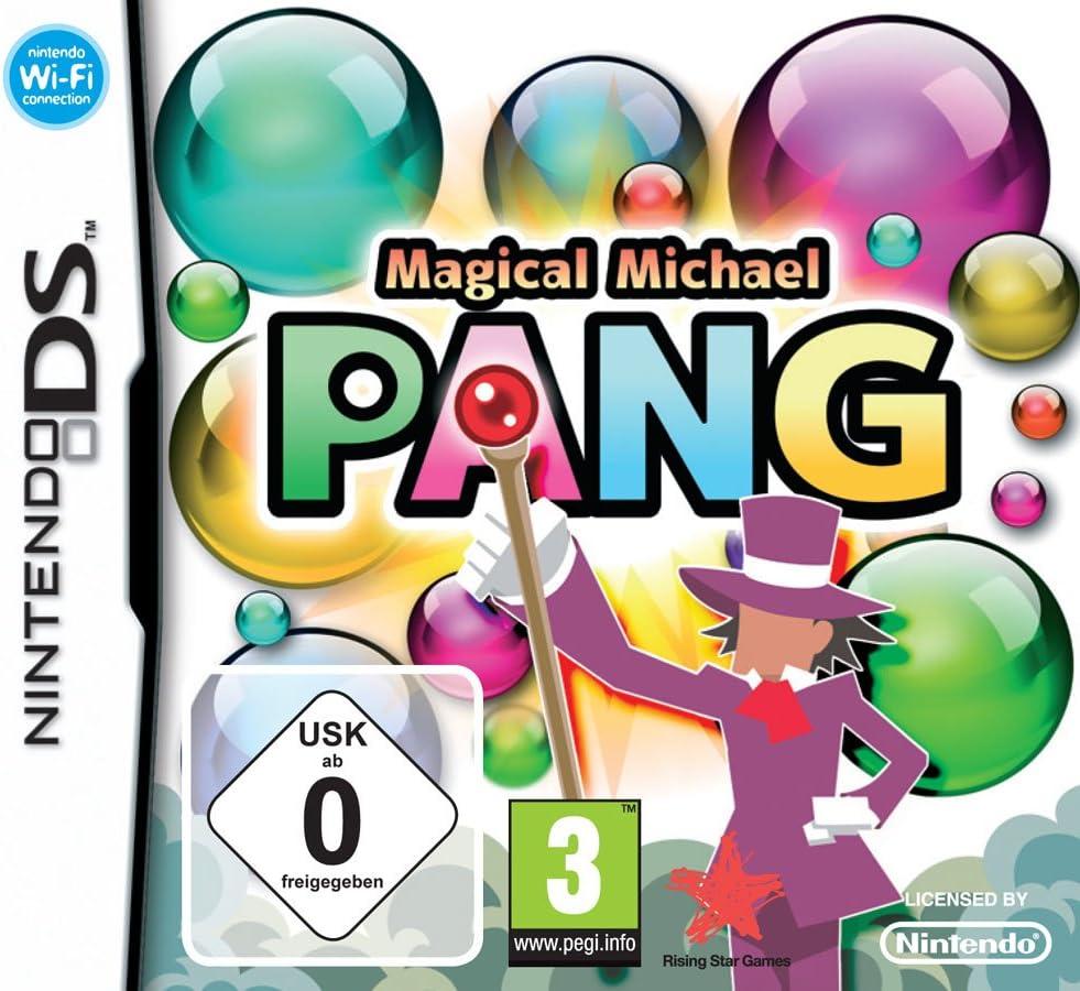 Pang: Magical Michael [Importación alemana]: Amazon.es: Videojuegos