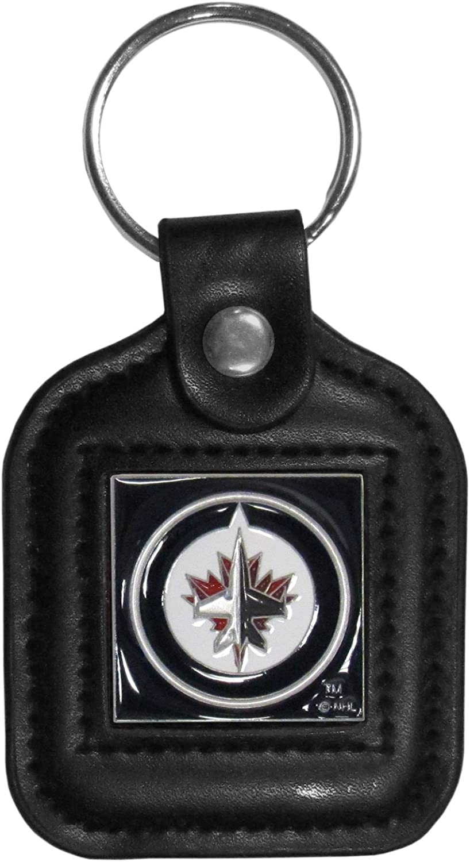 Siskiyou NHL Genuine Leather Key Chain