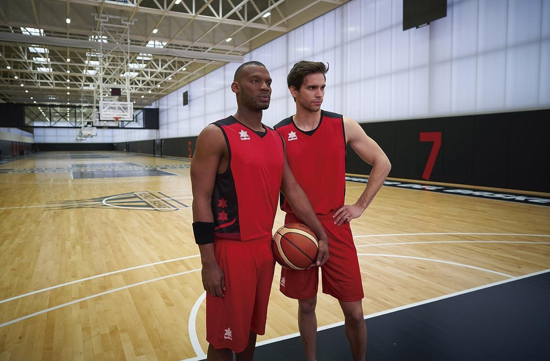 Luanvi Atlas Camiseta de Tirantes Deportiva de Basket Unisex Adulto: Amazon.es: Ropa y accesorios