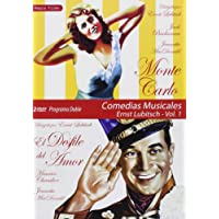 Programa Doble - Comedias Musicales Ernst Lubitsch - Volumen 1 (Monte Carlo + El Desfile Del Amor) [DVD]