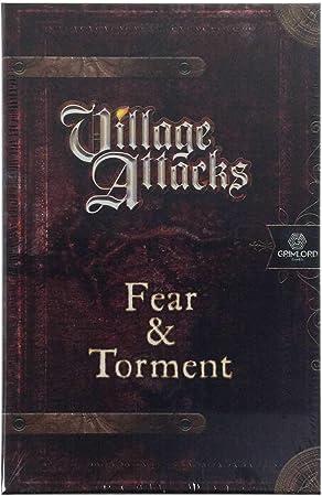 LAST LEVEL- Village Attackcs Miedo y tormento Castellano, Multicolor (BGVA-Fat)