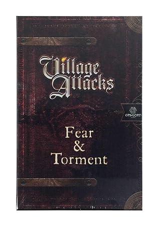 Last Level Village Attacks: Miedo y tormento: Amazon.es: Juguetes y juegos