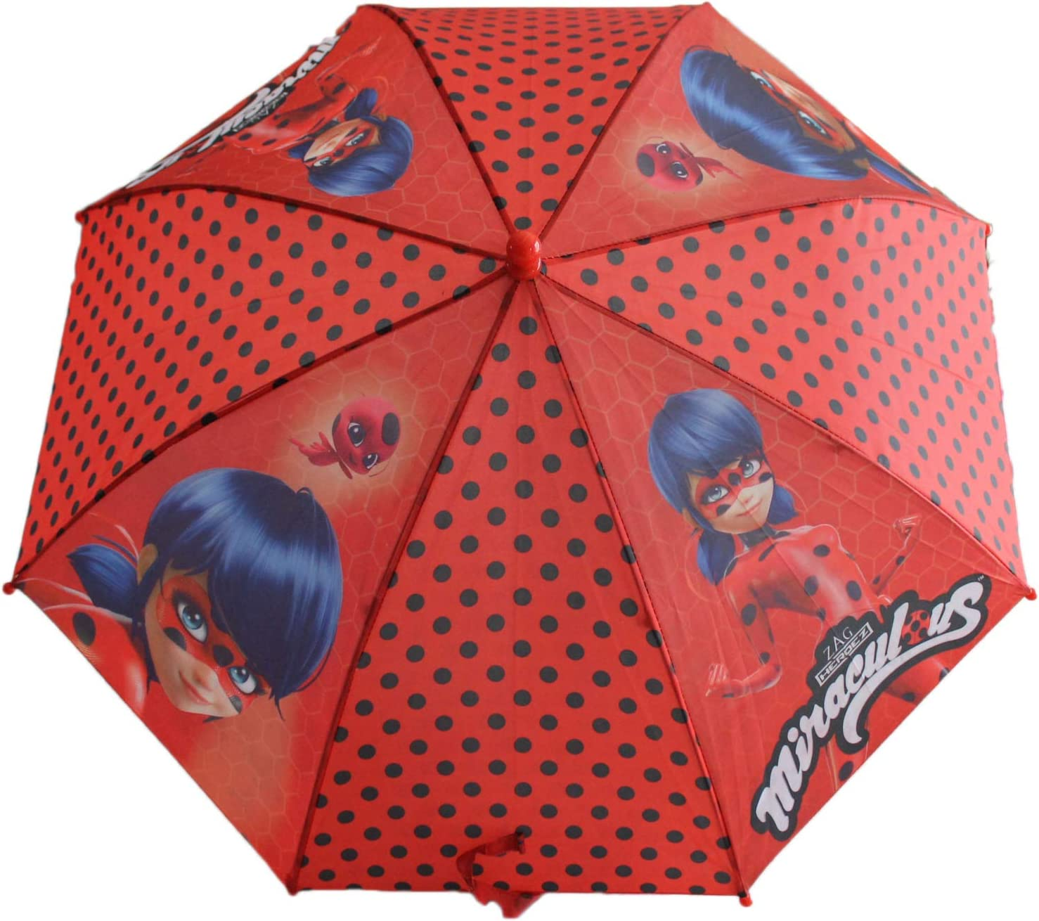 Disney–Ladybug Paraguas Manual, lb17039, 16