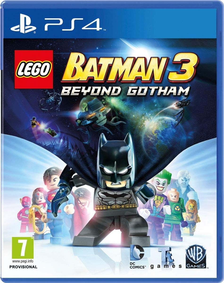 Lego Batman 3 Beyond Gotham (PS4) (New): Amazon.es: Videojuegos