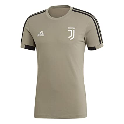 b2a2bf320db Amazon.com  adidas Juventus Clay T-Shirt 2018-2019  Sports   Outdoors