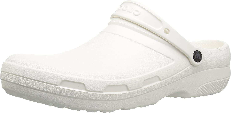 Crocs Specialist Ii Clog | Comfortable Work, Nursing Or Chef Shoe