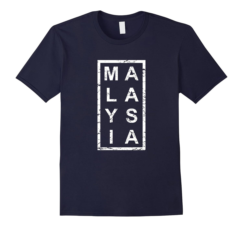 Stylish Malaysia T-Shirt-T-Shirt