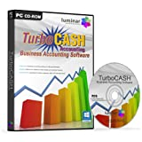 TurboCASH Accounting - Business Accounting Software - BOXED AS SHOWN