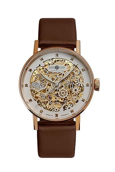 Zeppelin Reloj los Mujeres Princess of the Sky Automática 7463-5