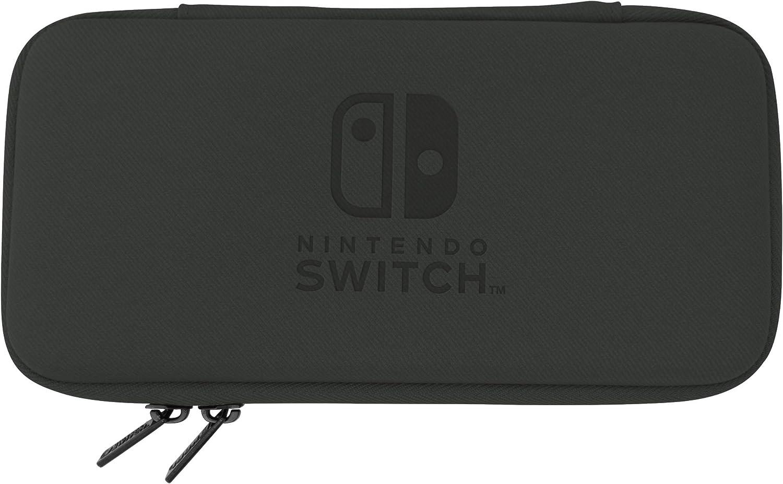 Hori - Funda Rígida Negra (Nintendo Switch Lite): Amazon.es: Videojuegos