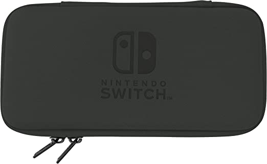 Hori - Funda Rígida Negra (Nintendo Switch Lite): Amazon.es ...