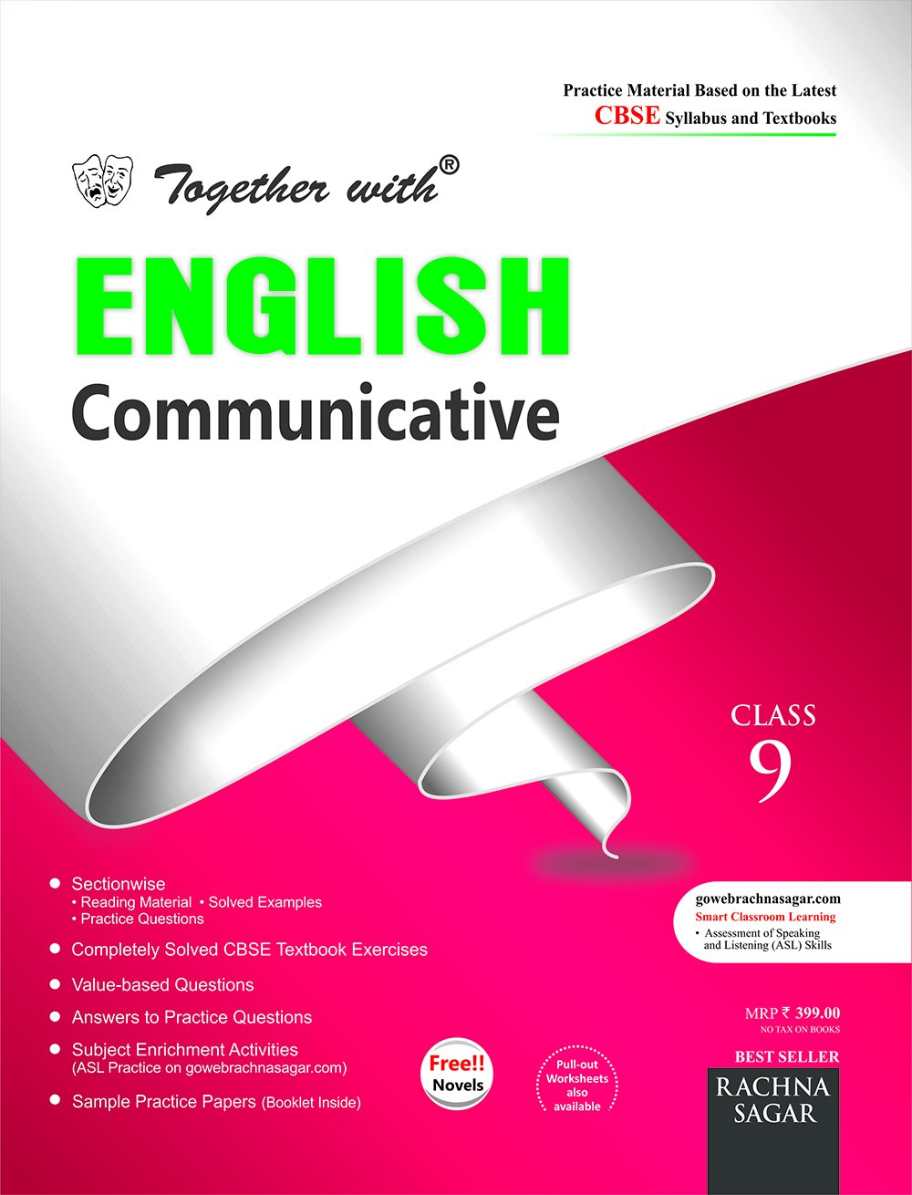 Together with English Communicative - 9 (Old Edition)